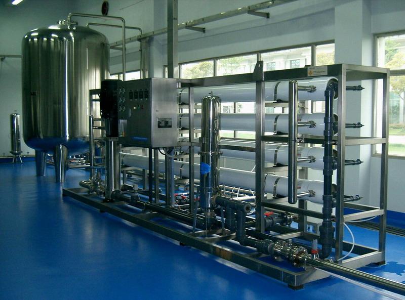Xử lý nước sạch và nước thải